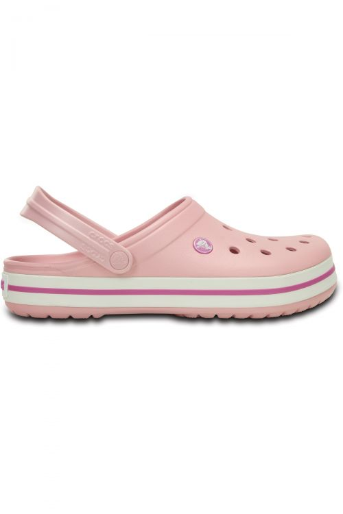 CROCS CROCBAND - Pearl Pink/Wild Orchid