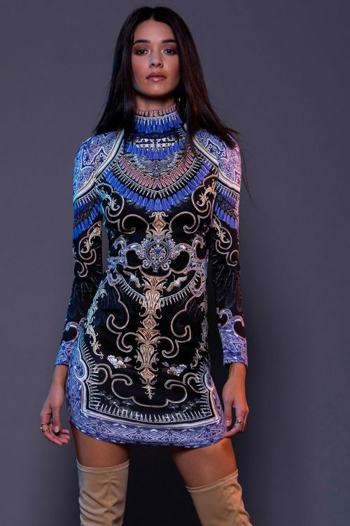 PEACE AND CHAOS ORIENTAL DREAM DRESS - Τύπος